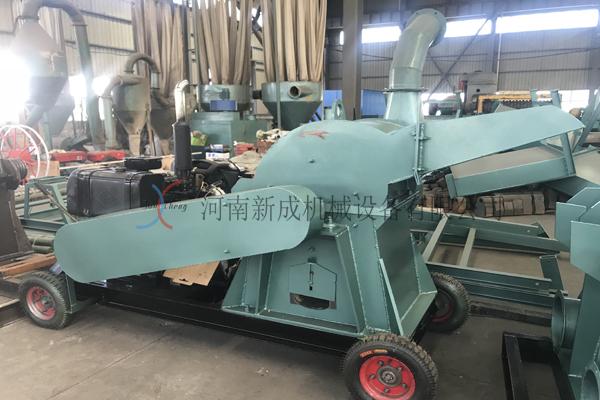 木材粉碎机设备